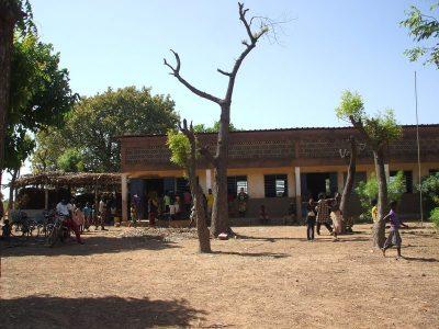 Projet de construction à Doun au Burkina Faso