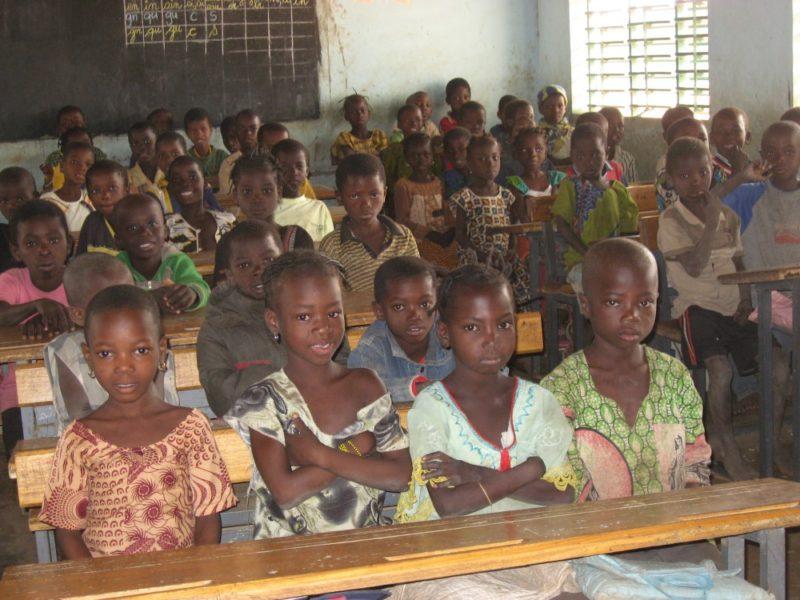 Ecole de Bangou Burkina Entraide