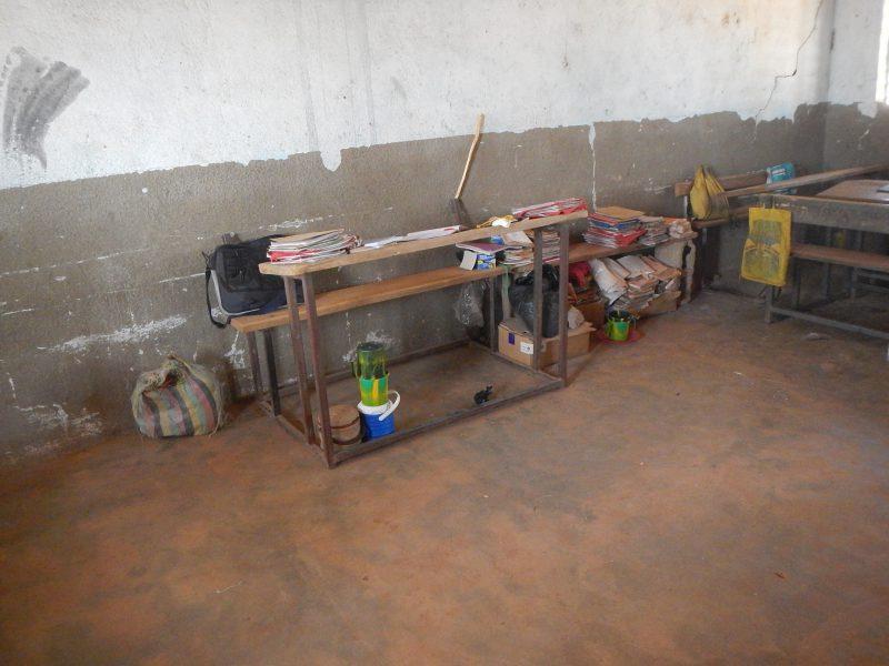 Projet de construction Burkina Entraide