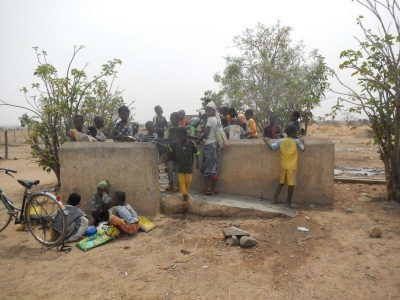 séjour au Burkina Faso