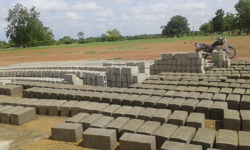 Association Burkina Entraide construction école Doun
