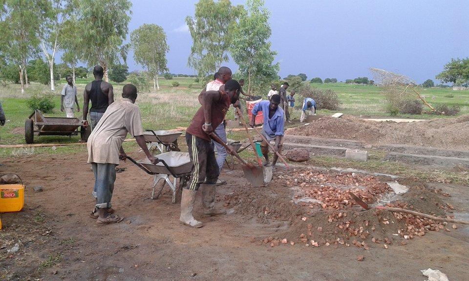 construction ecole