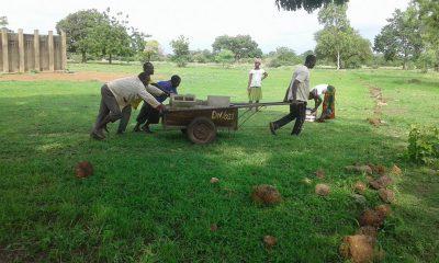 Burkina EntraideConstruction de l'école