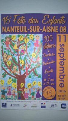Fête des Enfants Nanteuil-sur-Aisne