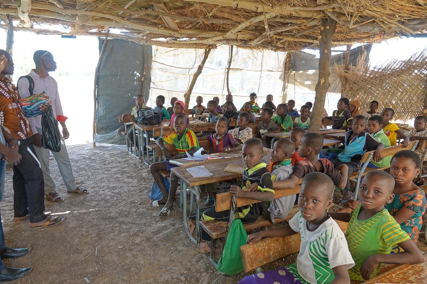 Un séjour au Burkina Faso